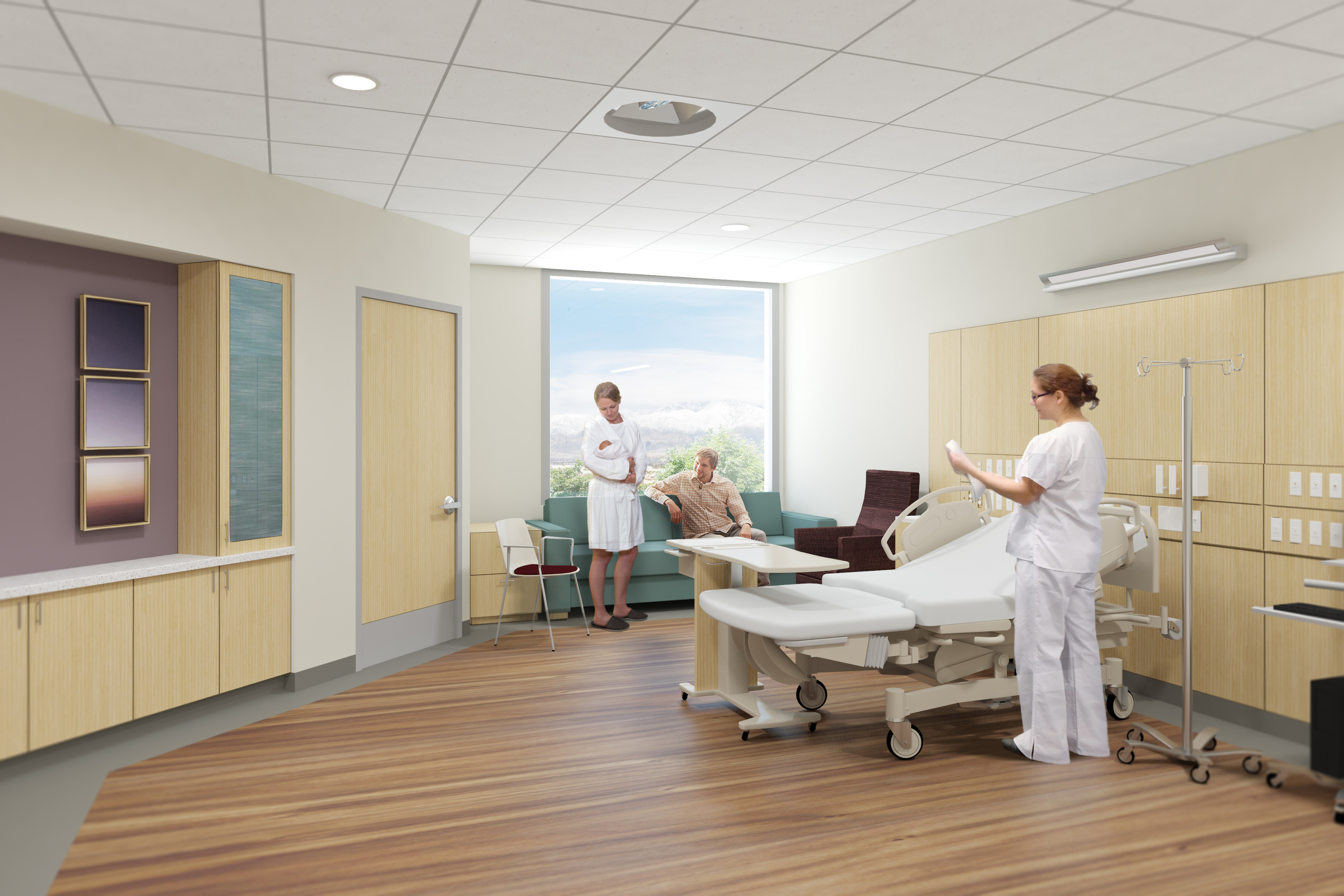 Hospital Room Design Strategies To Increase Staff Efficiency And Effectiveness Thought Leadership Hmc Architects See more ideas about hospital room, hospital, hospital design. hospital room design strategies to